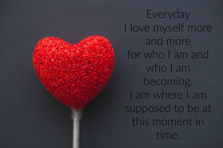 5 May 2016 Self Love